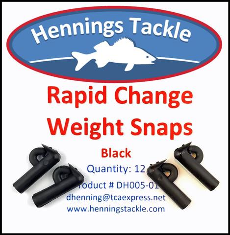 Rapid Change Weight Snaps