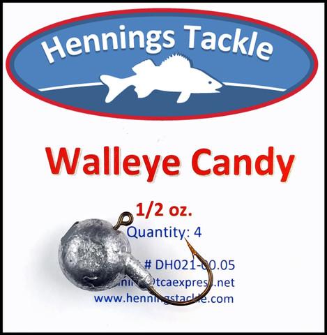 Walleye Candy - 1/2 oz.