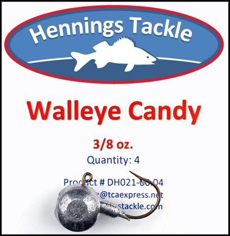 Walleye Candy - 3/8 oz.