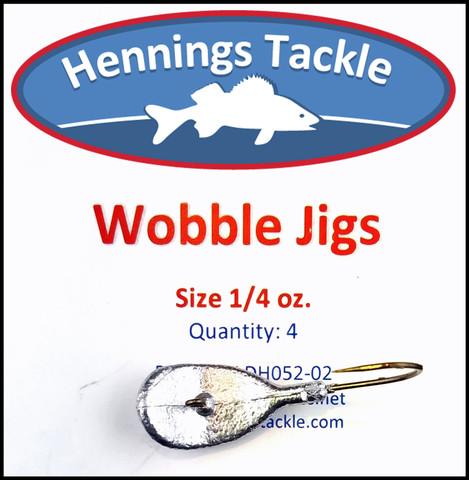 Wobble Jig - 1/4 oz.
