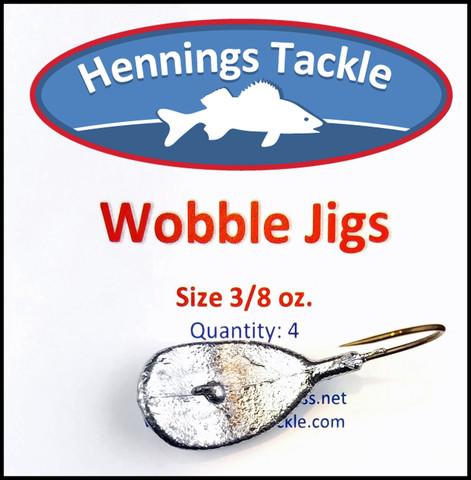 Wobble Jig - 3/8 oz.