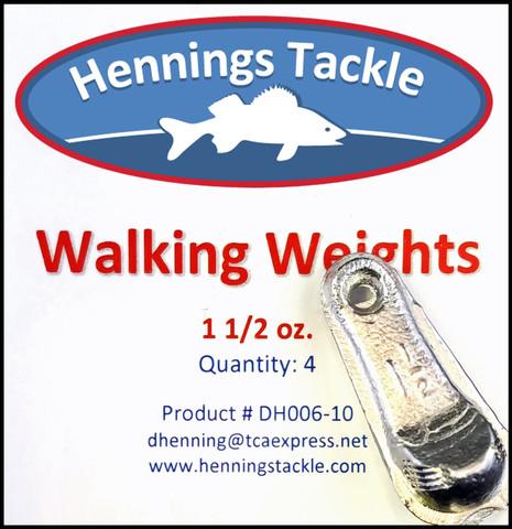 Walking Weights - 1 1/2 oz.