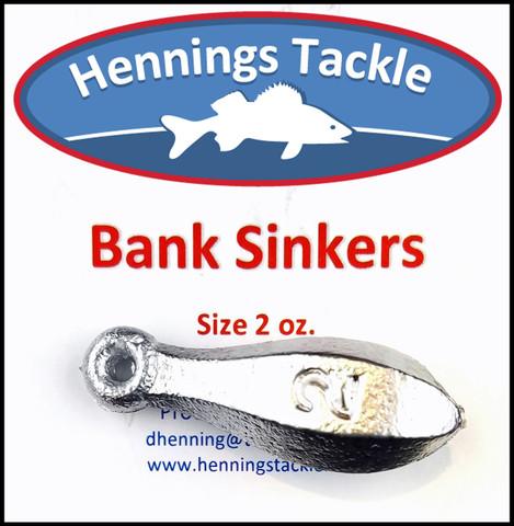 Bank Sinker - #2