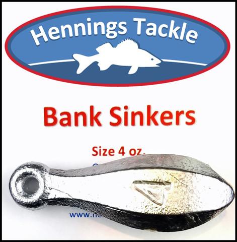 Bank Sinker - #4