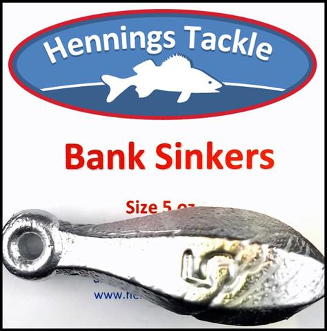 Bank Sinker - #5