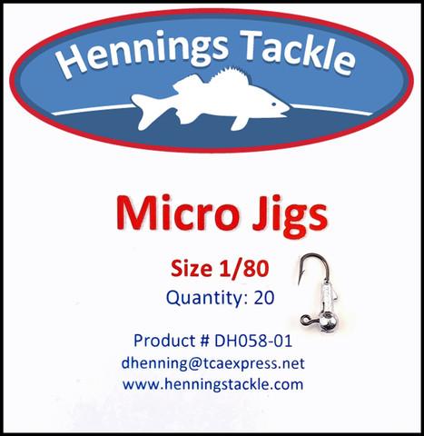 Micro Jigs - 1/80 oz.
