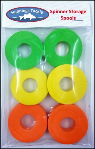 Spinner Storage Spools
