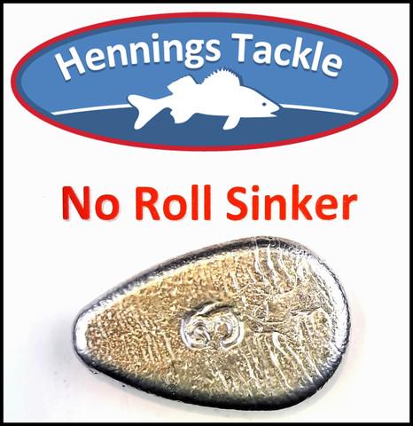 No Roll Sinker - 3 oz.