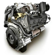 6.4L Powerstroke Complete Motor