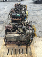 7.3 Ford Powerstroke Turbo Diesel Engine