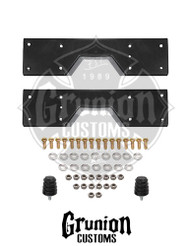 Chevy C1500 Silverado 1988-1998 Rear Frame C Notch Kit McGaughys 33140
