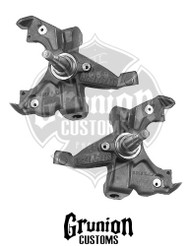 "Chevy C1500 Truck 2"" Drop Front Spindles"