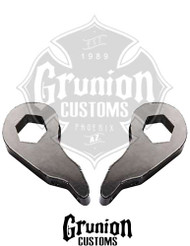 "GMC Yukon 1500 1-2"" Adjustable Drop Torsion Keys"