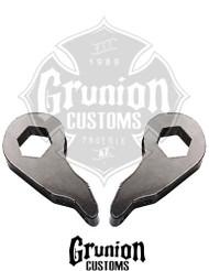 "Chevy Tahoe 1500 1-2"" Adjustable Drop Torsion Keys"