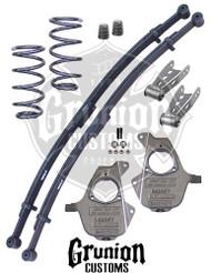 """GMC Sierra 1500 3/5"""" Lowering Kit"""
