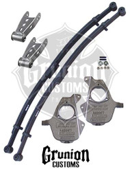 "Chevy Silverado 1500 2/4"" Lowering Kit"
