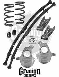 "Chevy Silverado 3/5"" Lowering Kit"