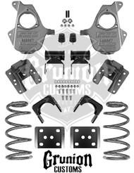 GMC Sierra 1500 2/4 Lowering Kit