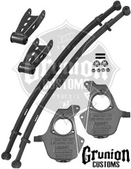 GMC Sierra 1500 2/4 Lowering Kit