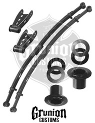Chevy Silverado 1500 2/4 Lowering Kit