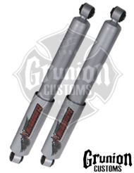 "Chevy Silverado 1500 1999-2015 Rear Pro Performance Shocks 5-7"" Drop McGaughys 3205"