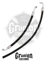 Chevy Tri 5 1955-1957 Power Steering Hose Kit 605 Box Flare Fittings McGaughys 63159