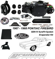 Vintage Air 1967 1968 Pontiac Firebird w/AC Air Conditioning Evaporator System