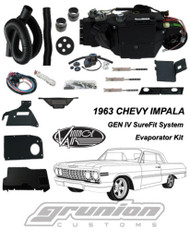 Vintage Air 1963 Chevy Impala w/Factory AC Air Conditioning Evaporator Kit