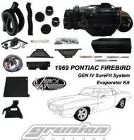 Vintage Air Pontiac Firebird w/ Factory AC 1969 Air Conditioning Evaporator Kit