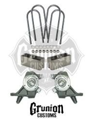Nissan 720 Pickup 1984-1986 2/3 Lowering Kit Belltech