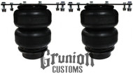 Chevy C10 1963-1972 Front Bag Bracket Air Ride Suspension Kit w/Dominator D2600