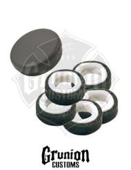 Viair 92623 Filter Housing Cap & 92626 Filters for 280C-450C 450H Compressors