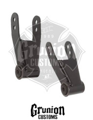 "Chevy C10 1"" Drop Rear Shackles"