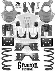 Chevy 3/5 Lowering Kit