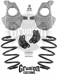 """Chevy Avalanche 2/3"""" Lowering Kit"""