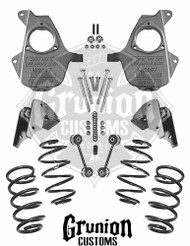 "Chevy Avalanche 1500 4/5"" Lowering Kit"