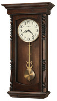625-578 Agatha Wall Floor Clock by Howard Miller
