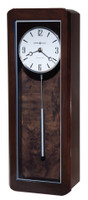 625-583 Aaron Floor Clock by Howard Miller