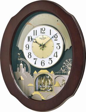 Rhythm Grand Timecracker 4MH426WU06