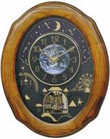 RHYTHM TIMECRACKER 4MH438WU06