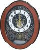 RHYTHM TIMECRACKER GEAR 4MH432WU06 Open