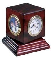 Howard Miller Reuben Desk Clock 645-408