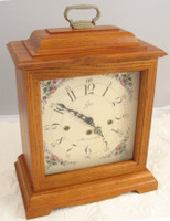MM 808 373 04 Sloan Bracket Keywound Carriage Mantel Clock by Sternreiter