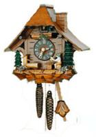 Sternreiter 1 Day Black Forest Chalet Cuckoo Clock 1247