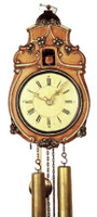 Rombach and Haas Black Forest 8 Day Baroque Sheild Cuckoo Clock