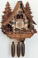 Schneider 8 Day Chalet Musical Cuckoo Clock 8TMT 2653/9