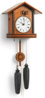 Rombach & Hass The Bauhaus 8-day Cuckoo Clock 8257