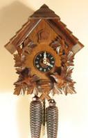 Rombach & Haas 8-Day Feeding Birds Cuckoo Clock 8249