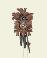 Schneider 8 Day Bird and Leaf Cuckoo Clock 8T 90/9
