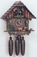 Schneider 8 Day Chalet Cuckoo Clock 8TMT 5405/10